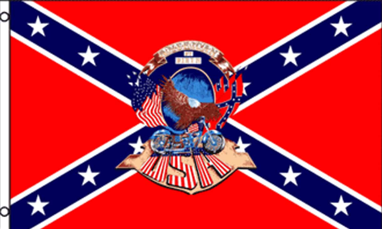Rebel American By Birth Flag - Rebel Flags - Confederate ...