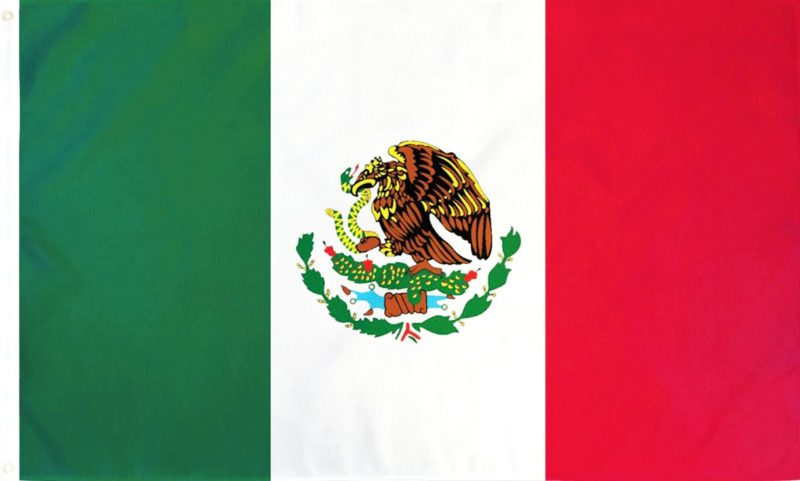 Mexico Flag, International Flags, Mexican Flag