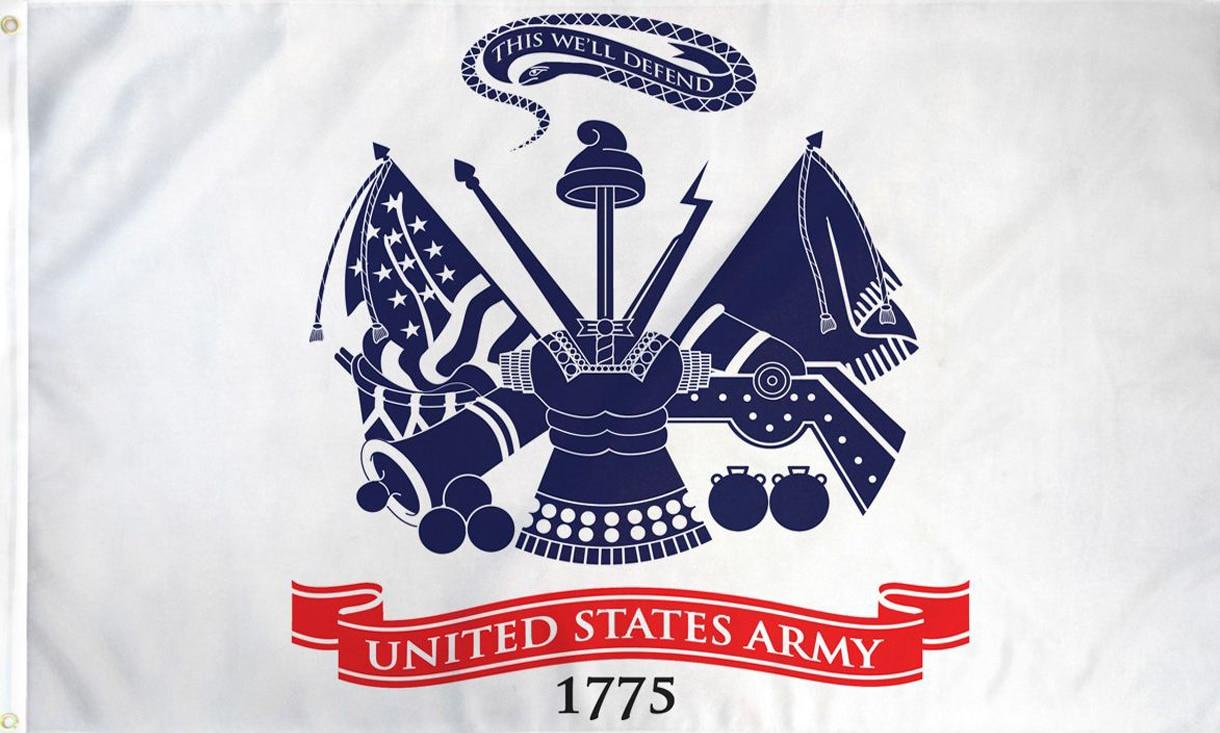 U.S Army flag