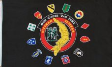 Vietnam Veterans Black Flag, Military Flags, Vietnam Flag, Veterans Flags, Veterans Black Flag, Vietnam Veterans Black