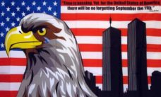USA No Forgetting 9-11 Flag, 9-11 Flag, We won't Forgetting Flag, Flags