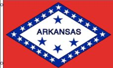 Arkansas State Flag, State Flags, Arkansas Flag, Arkansas State
