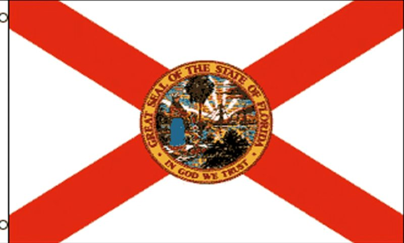 Florida State Flag, State Flags, Florida Flag, Florida State