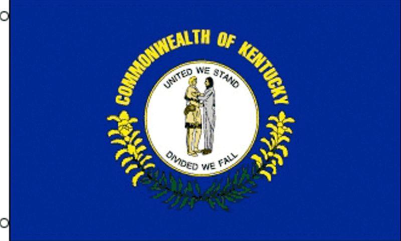 Kentucky State Flag, State Flags, Kentucky Flag, Kentucky State