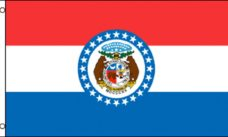 Missouri State Flag, State Flags, Missouri Flag, Missouri State