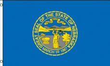 Nebraska State Flag, State Flags, Nebraska Flag, Nebraska State