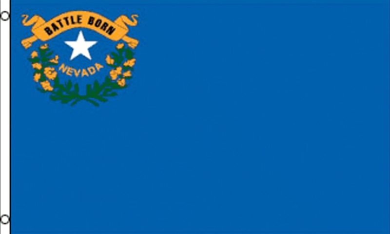 Nevada State Flag, State Flags, Nevada Flag, Nevada State