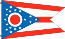 Ohio State Flag, States Flags, Ohio Flag, Ohio State