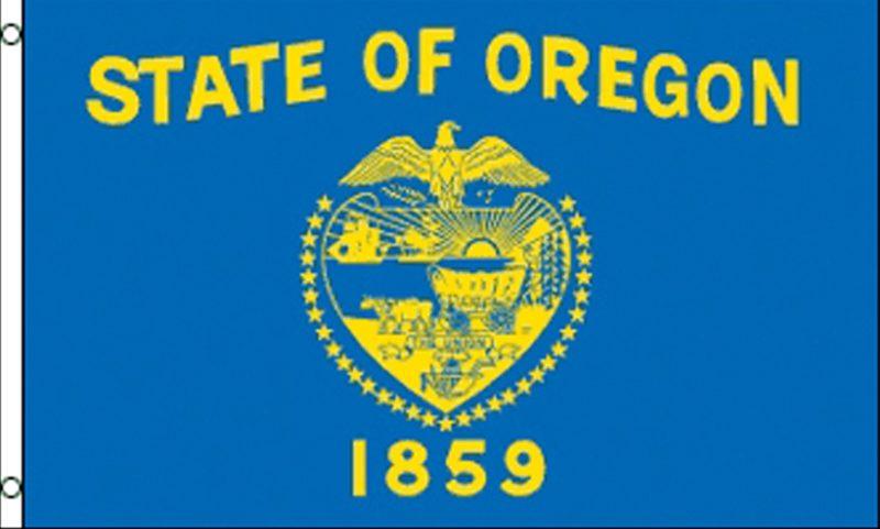 Oregon State Flag, State Flags, Oregon Flag, Oregon State