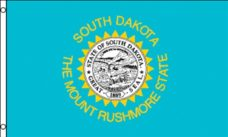 South Dakota State Flag, State Flags, South Dakota Flag, South Dakota State