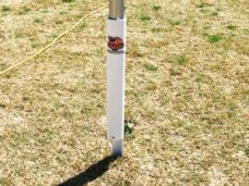 Ground Flagpole Mount, Flagpole backyard, Flagpole-To-Go Ground Mount, Portable Flagpole mount, Tailgating mount